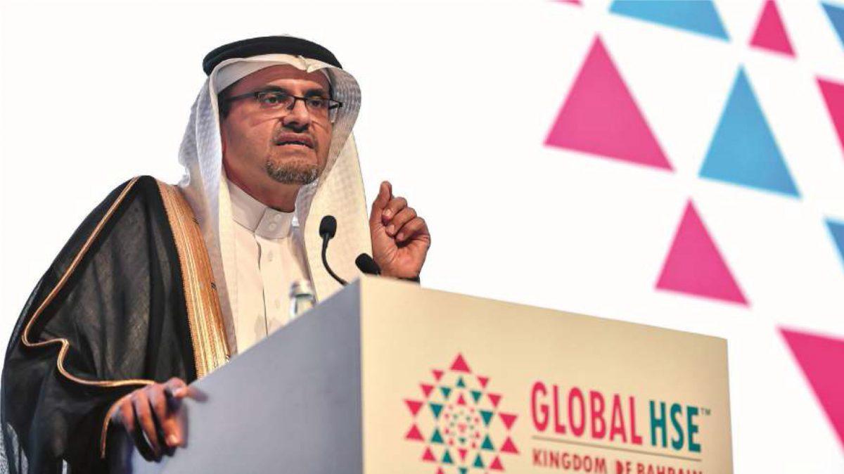 Muhammad M. Al Saggaf speaks about developing strategies